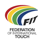 Logo for Federation of International Touch