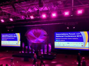 Association Forum '19 - Association Management Systems