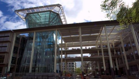 CalPERS building California Pension System
