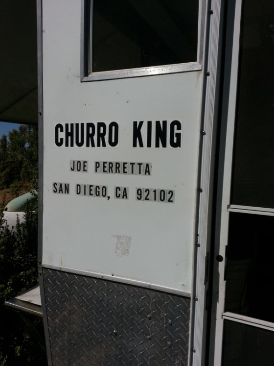 Churros making machine the Churro KIng