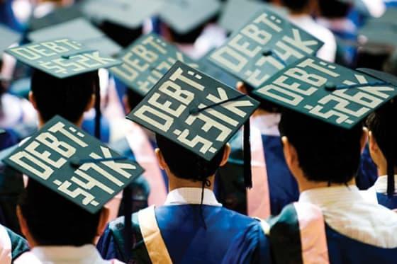 California Student Loan Debt in Better Shape