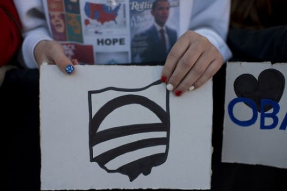 Ohio early voting lawsuit win for Obama