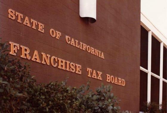 retroactive taxes in California