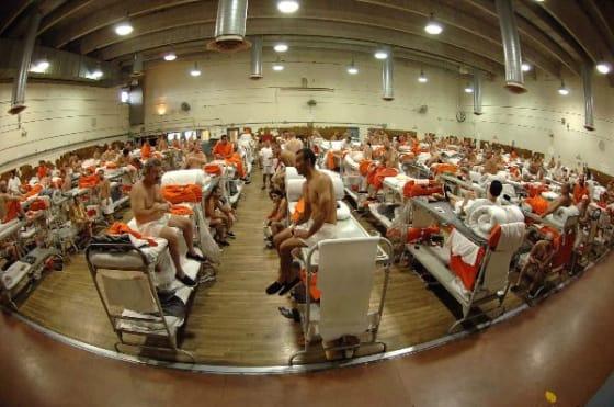California Prison Overpopulation