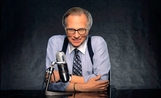 Third-Party Debate Hosted by Larry King