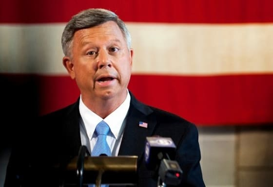 (Governor Dave Heineman / Credit: Lincoln Journal Star)