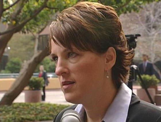 US Attorney Laura Duffy
