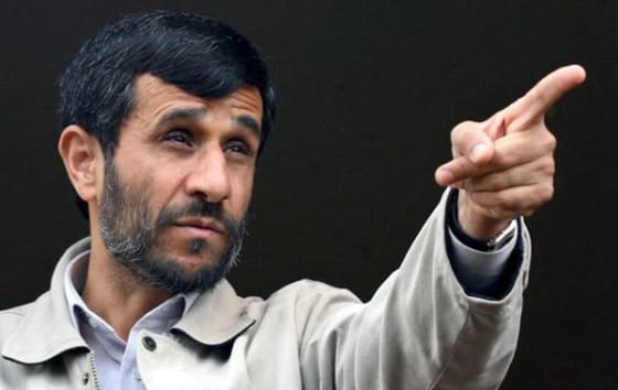 Indicting Mahmoud Ahmadinejad