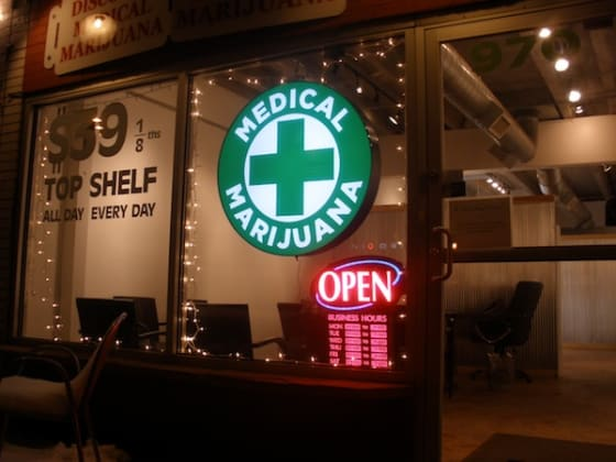 Medical Marijuana Dispensaries