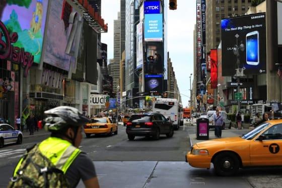 NYC mayoral race