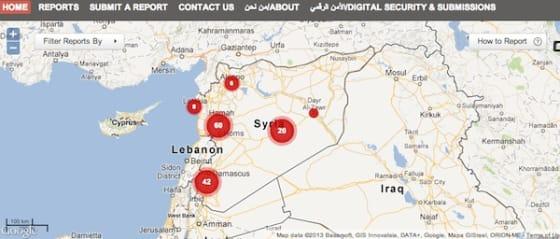Women Under Siege Syria