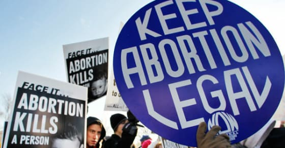 Record High Support for Abortion 2