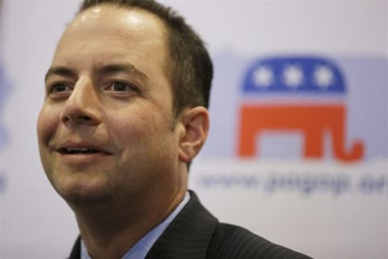 Reince Priebus Seeks Another Term as RNC Chair