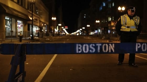 Social Media Helped Boston