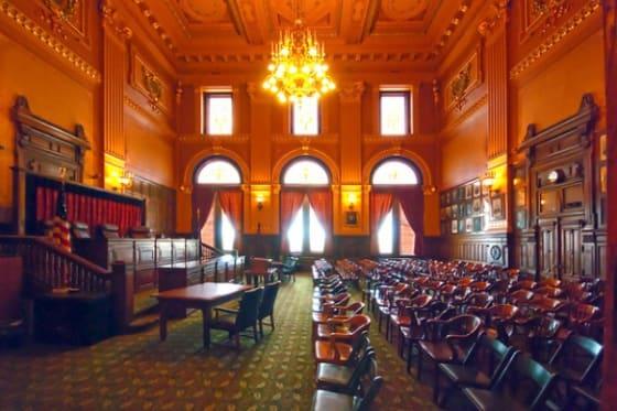 State Supreme Court Indiana School Voucher
