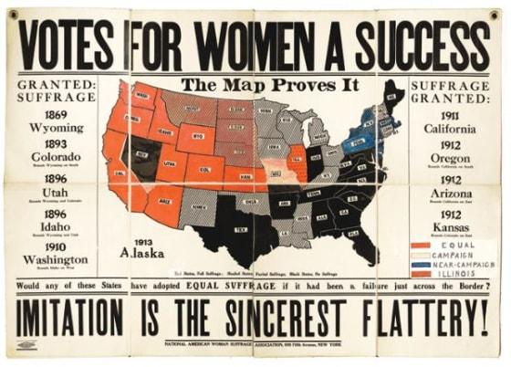 20% of Women in Congress in 2012