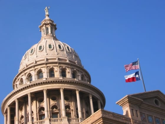 Texas drone bill