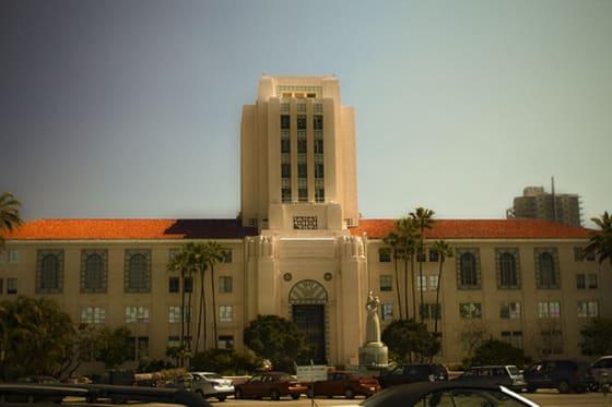 SD City Hall