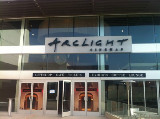 ArcLight Cinemas La Jolla Grand Opening