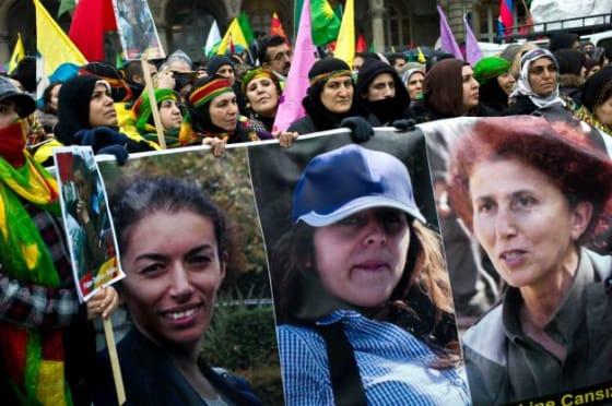 Assassination of Kurdish Militants