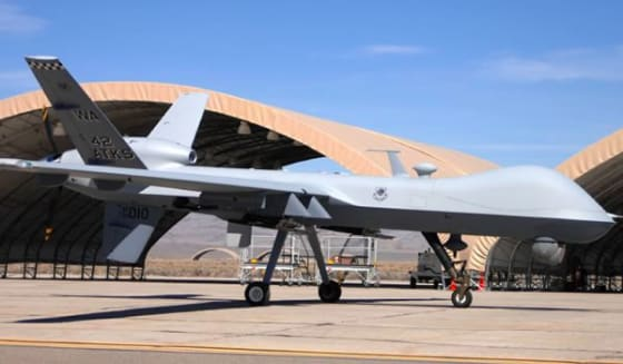 Armed Drones California Privacy