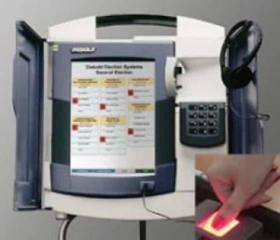 Biometric-Voter-Registration