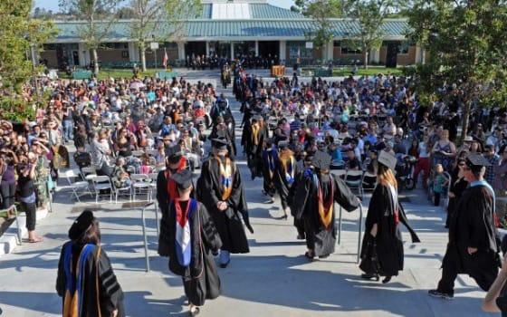 Community College Enrollment Declines