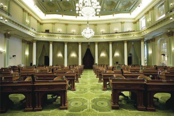 California Assembly floor // credit: assembly.ca.gov