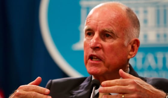 Jerry Brown Education California