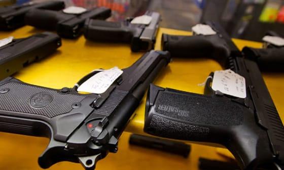 California Gun Control SB 140