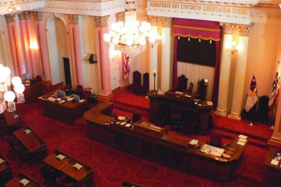 california campaign finance reform