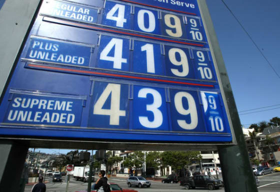 President Control Gas Prices