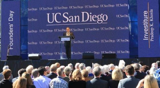 UCSD Founders' Day