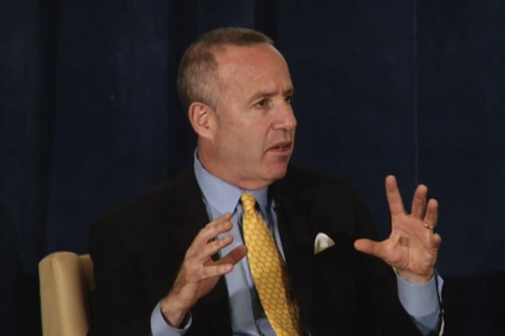 Senate President Pro tem Darrell Steinberg at PPIC conference // Credit: PPIC