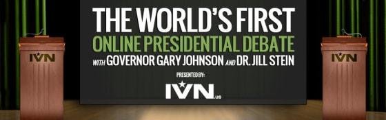 Gary Johnson and Jill Stein Talk Specifics