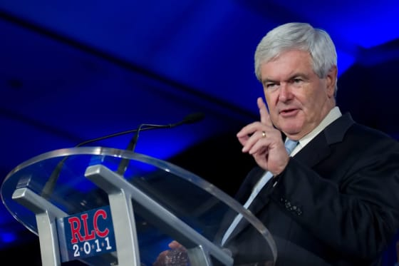 gingrich super pac
