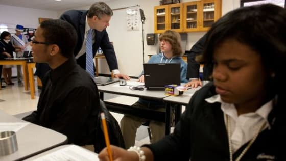 Race to the Top and Arne Duncan