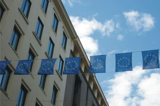 EU Flags // Credit: FutureAtlas.com via Flickr