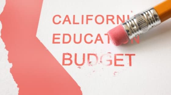 Low income CA schools increased budget