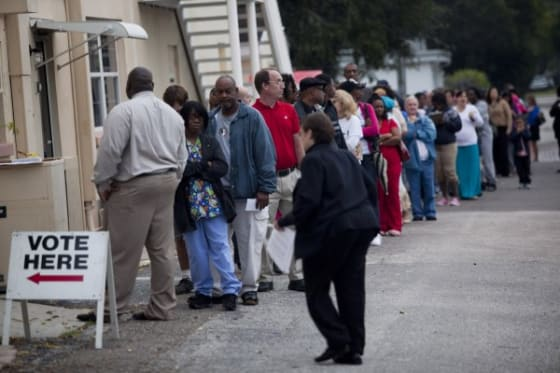 22 Percent of Florida Voters Denied Full Participation in Elections