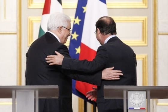 France is in Favor of Palestine's Statehood Resolution