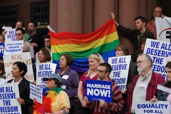Gay Rights Activists Celebrate Victories in 2012, Look to 2013
