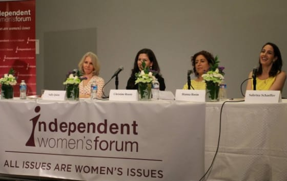 gender and partisanship a conversation with independent women's forum
