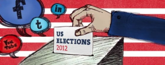 get out the vote campaign on social media