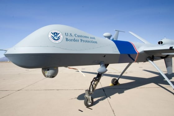 Immigration reform and drones
