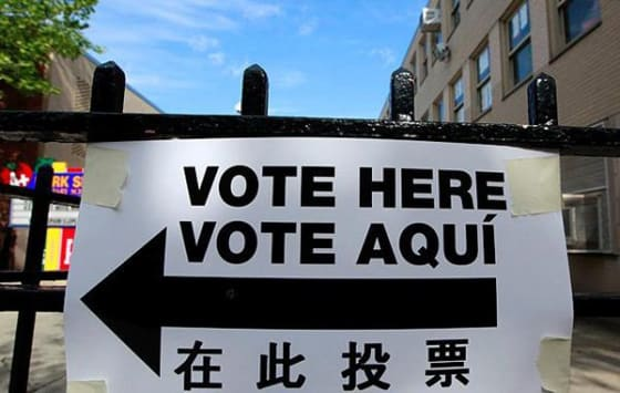 How to vote in New York after Sandy