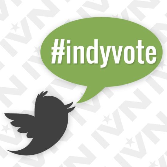 #indyvote
