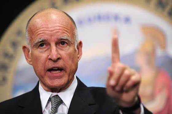 California Education Funding proposed by Gov. Brown