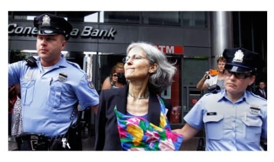 Jill-Stein-Arrested