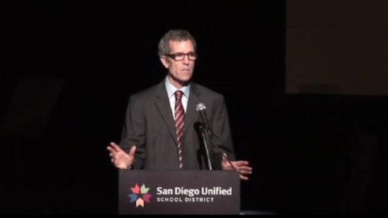 San Diego Unified speech
